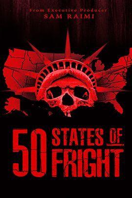 惊悚50州的海报