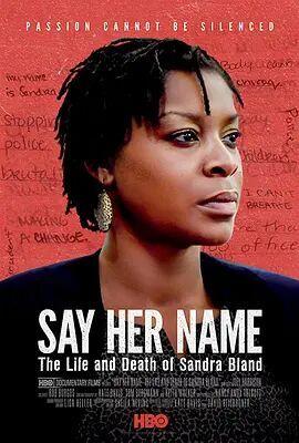 说出她的名字:桑德拉布兰德的生与死