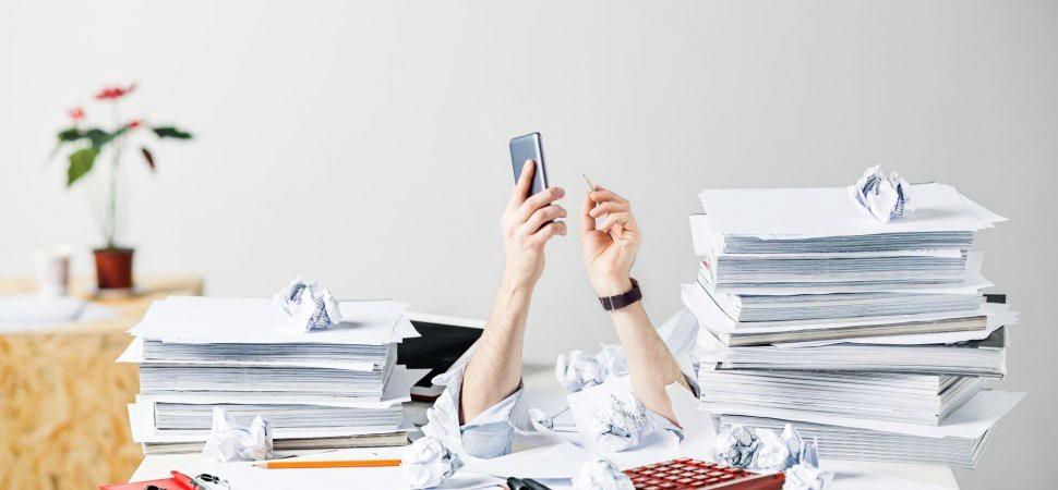 工作越做越穷?高效工作者教你5步骤避免穷忙!