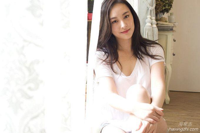 Jeannie Chan(陈滢)居家靓照7
