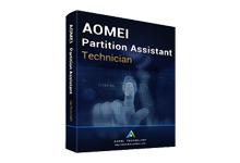 分区工具_win10、win7、系统磁盘分区助手AOMEI企业版