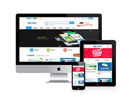 织梦模板-素材资源模板付费下载网站模板
