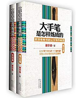 大手笔是怎样炼成的:(实践篇+理论篇)(套装共2册)PDF下载