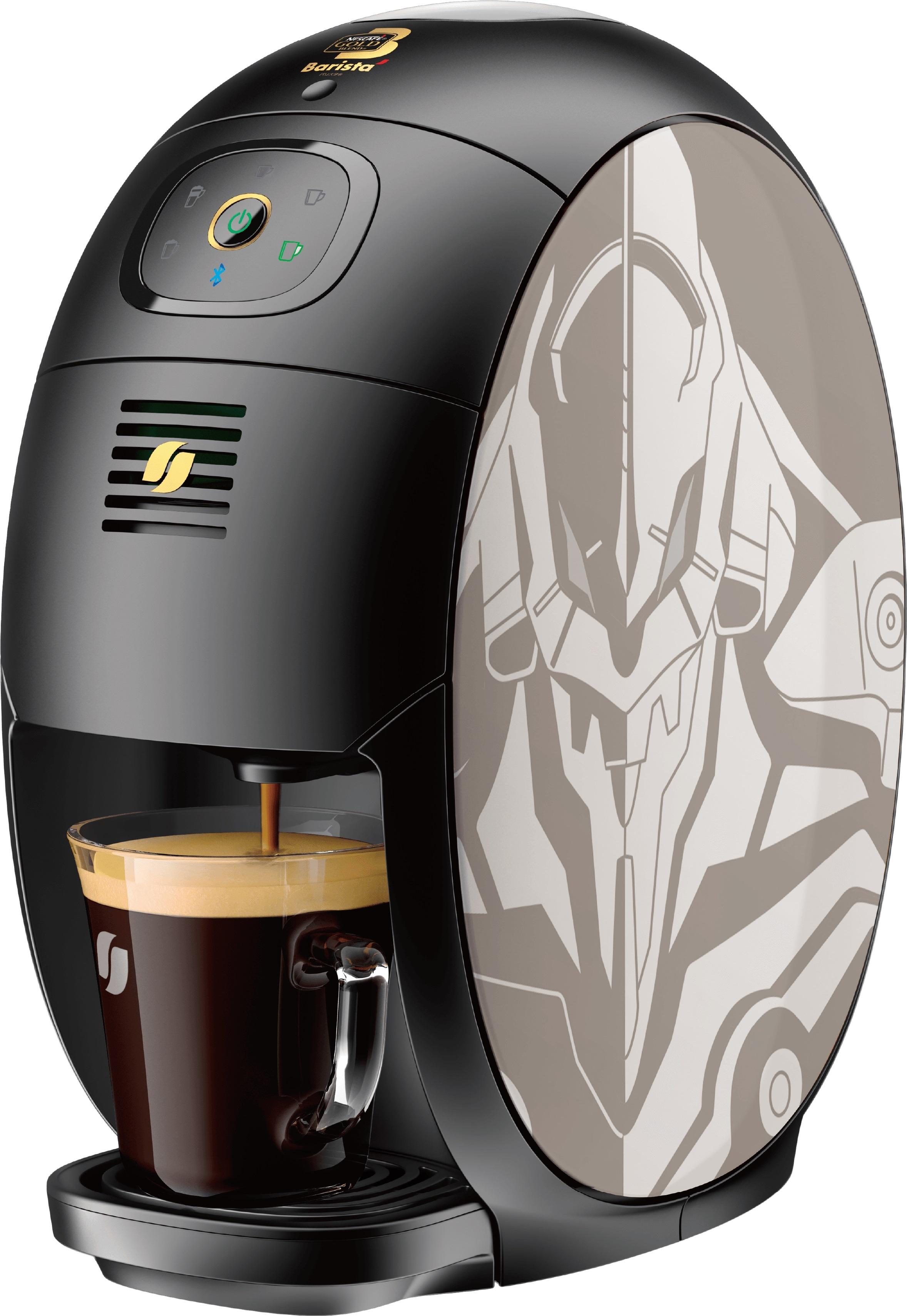 新世纪福音战士 雀巢 胶囊咖啡机sub4