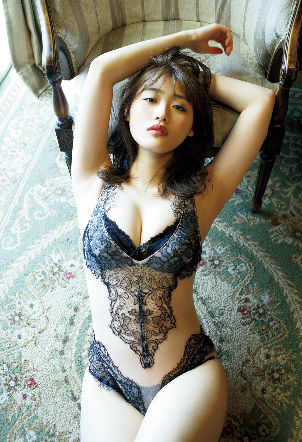 小山璃奈 頓知気さきな 伊藤美来-Weekly Playboy 2021年第十八期 高清套图 第37张