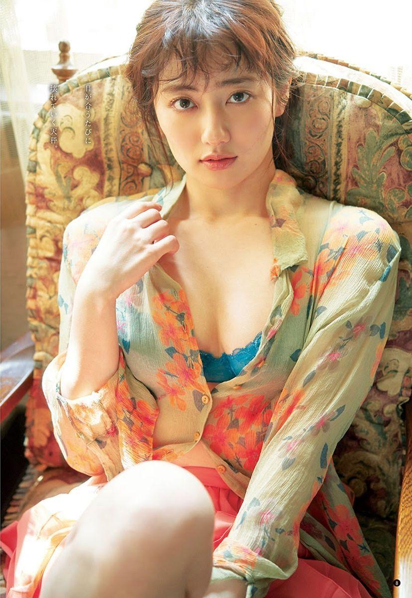 奥山和纱 成海空-YOUNG CHAMPION 2021年第十三期  高清套图 第8张