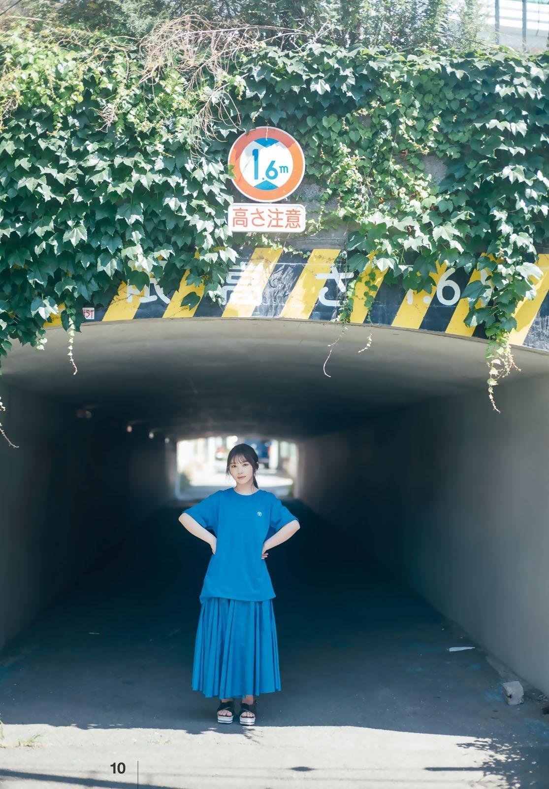 乃木坂46 与田祐希-少年Magazine2021年NO.33  高清套图 第13张