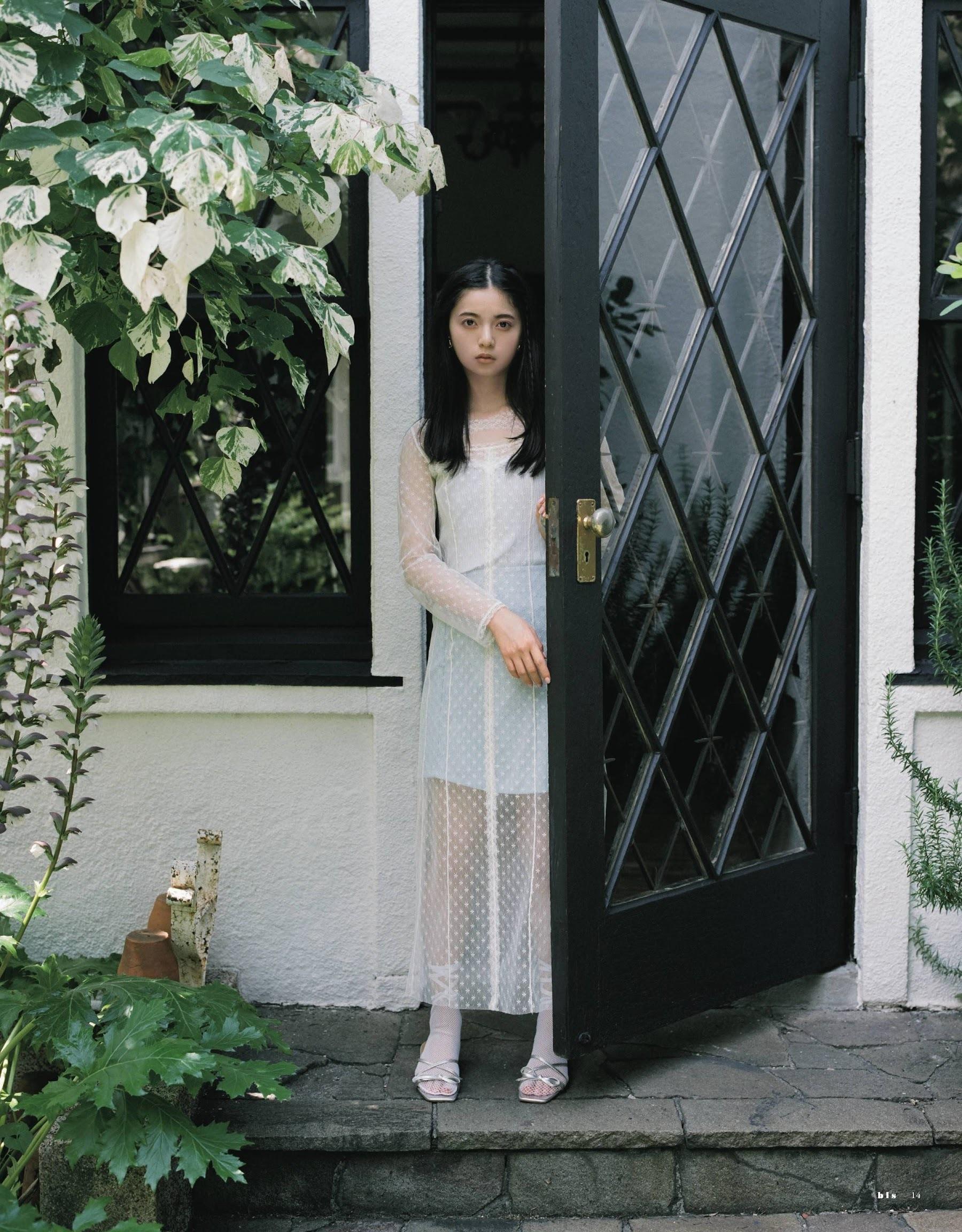 斋藤飞鸟 小宫有纱 与田祐希-Bis 2021年第九期 高清套图 第14张