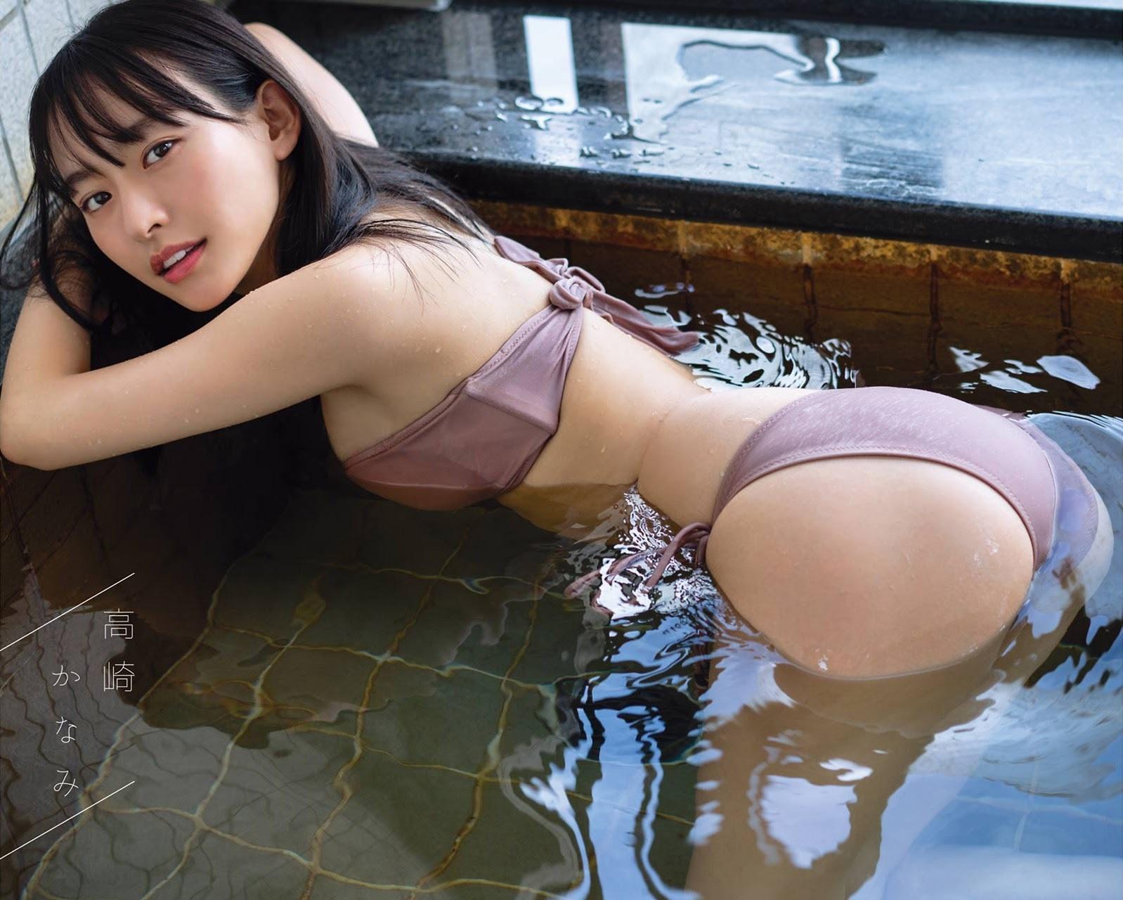 高崎かなみ Shar Lie-YOUNG GANGAN2021年第十七期