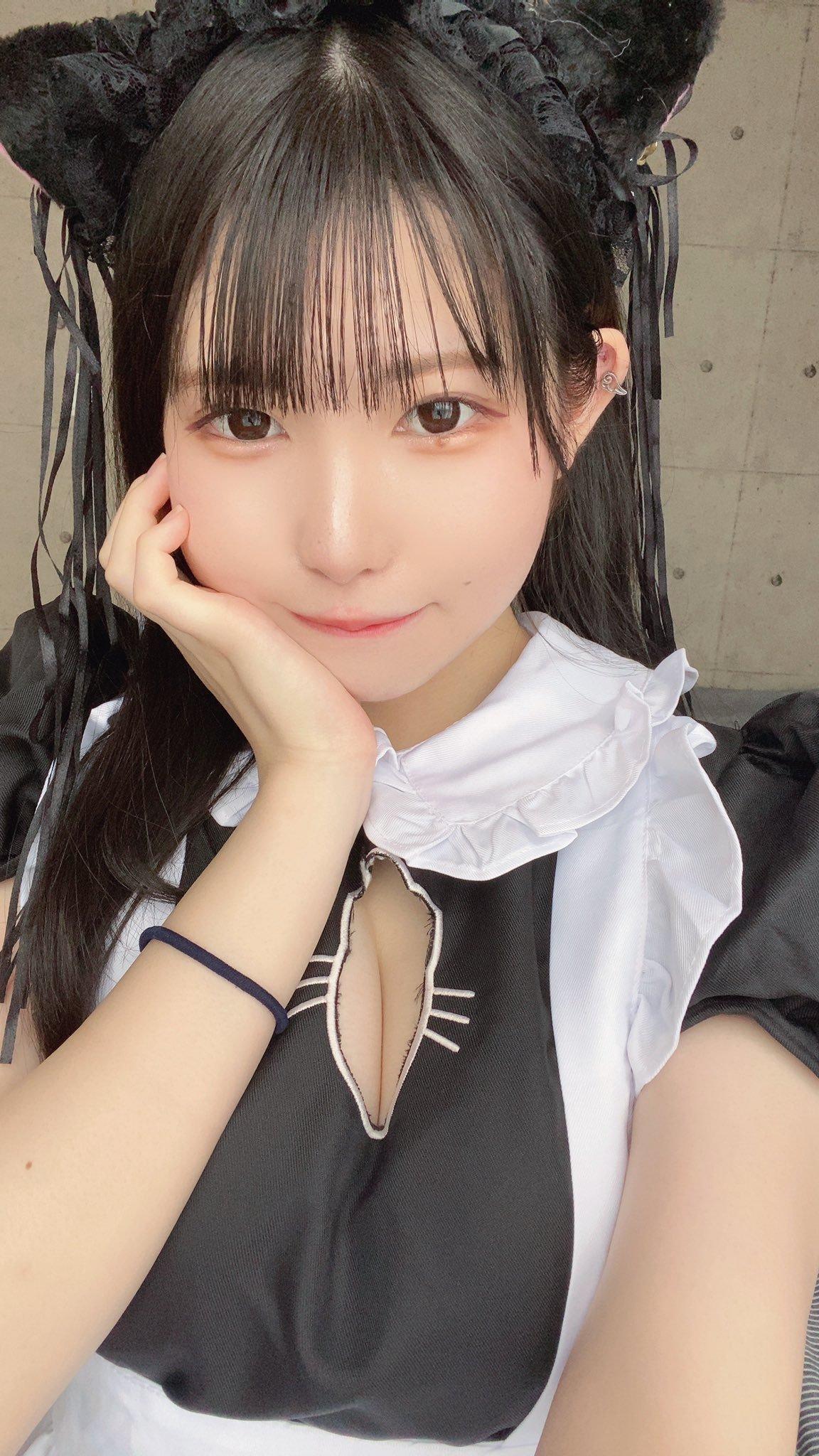 猫耳女仆甜到心坎 海边JK夏日感觉-COS精选二百六十弹 动漫漫画 第63张