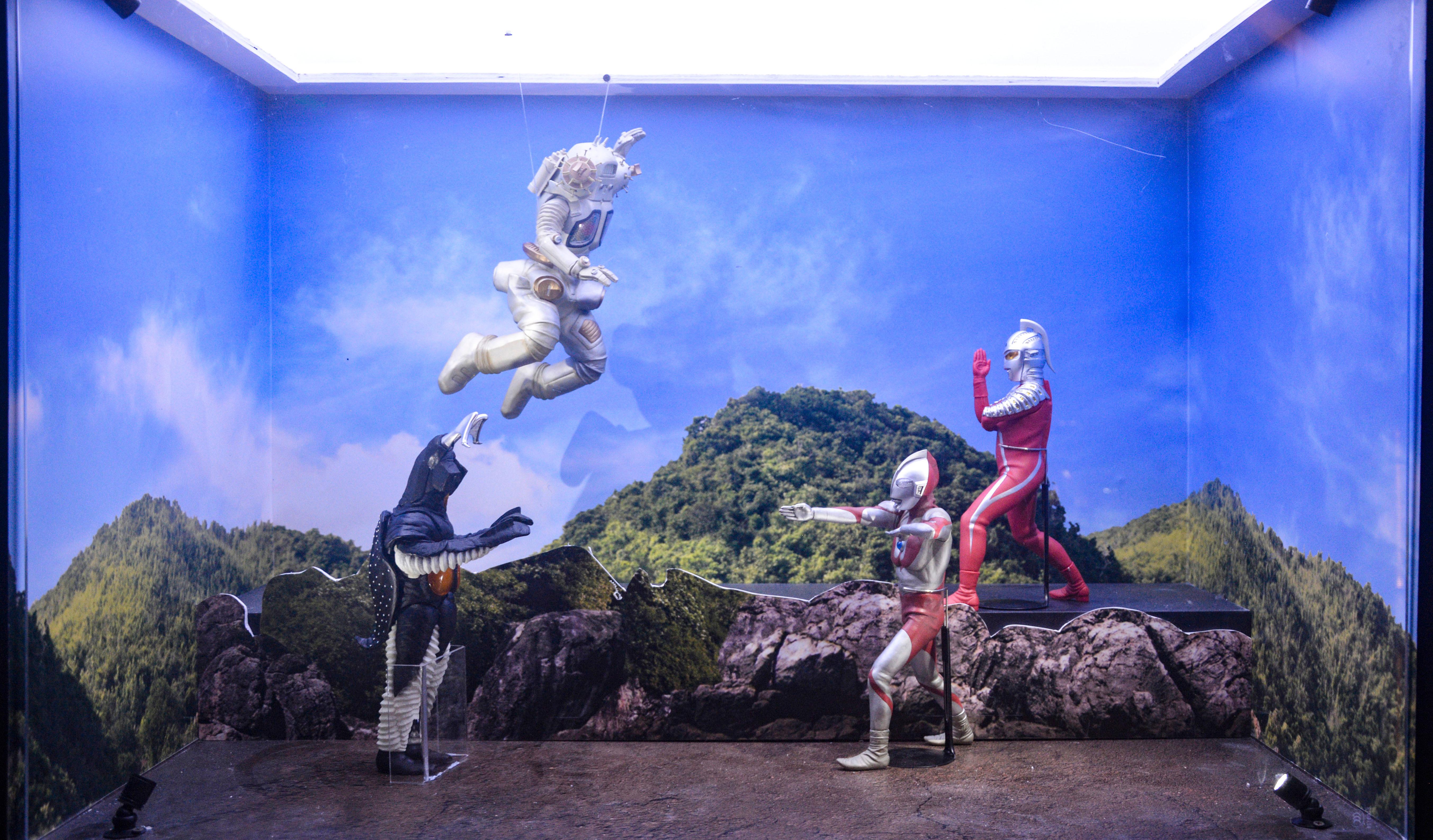 合肥奥特曼系列55周年纪念展 11