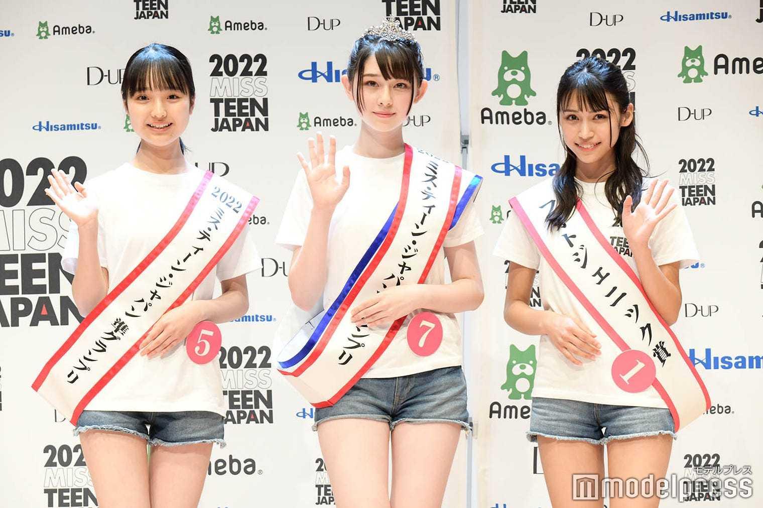 石川花 Miss Teen Japan_和邪社03