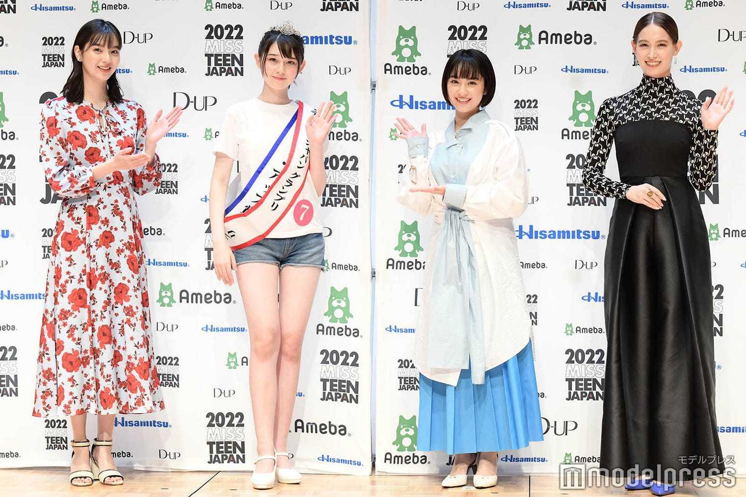 石川花 Miss Teen Japan_和邪社18