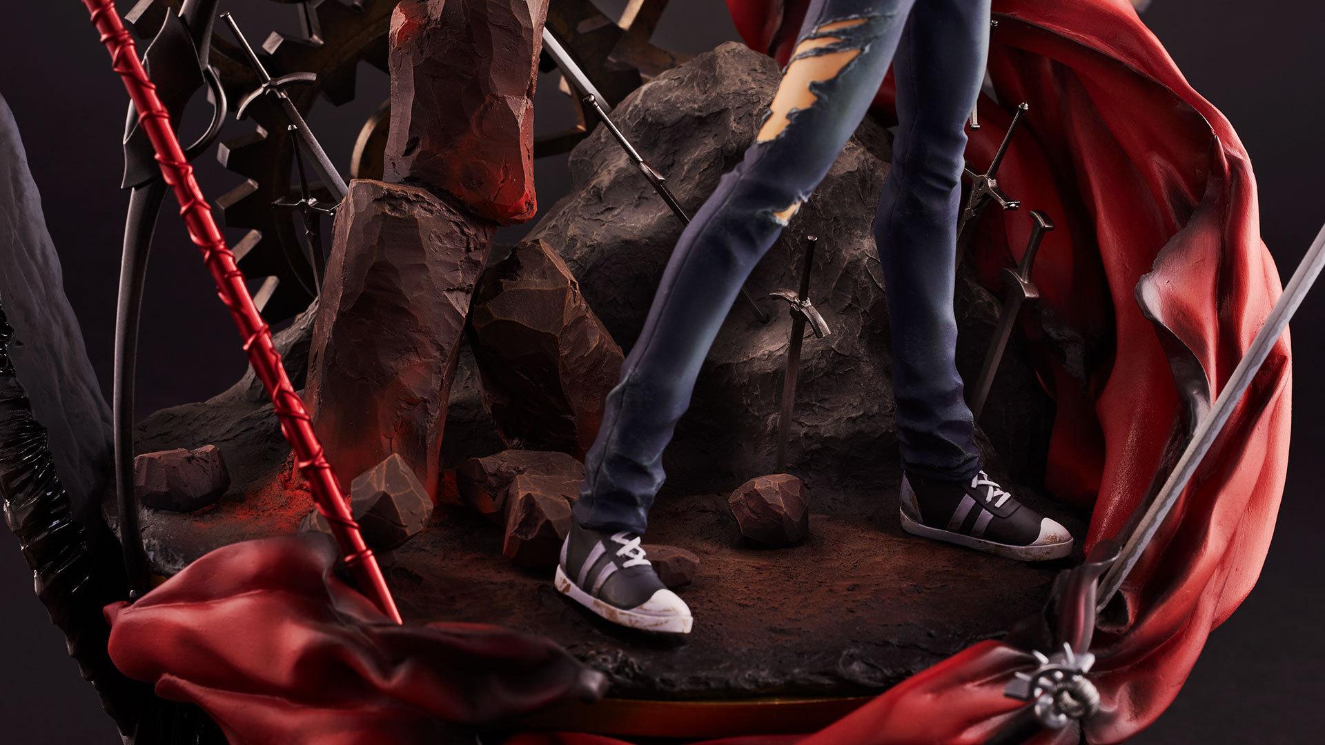 Fate/stay night 15周年纪念Figure -轨迹- Aniplex+