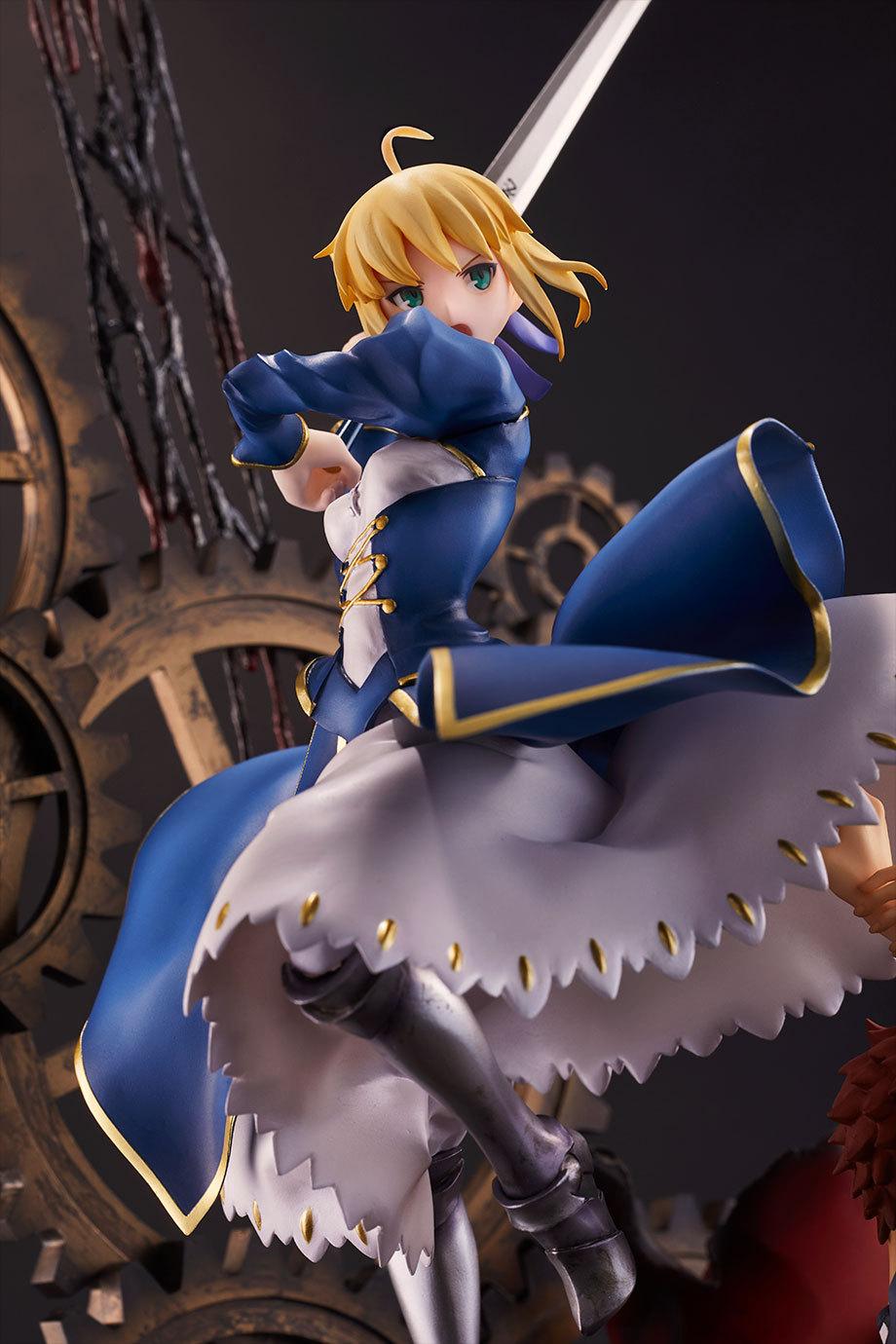 Fate/stay night 15周年纪念Figure -轨迹- Aniplex+ Saber