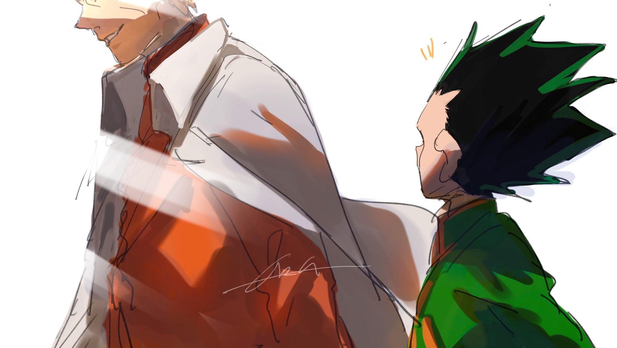 全职猎人 Hunter 小杰 富坚义博 火影忍者