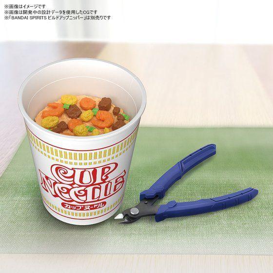 万代日清方便面模型 (10)