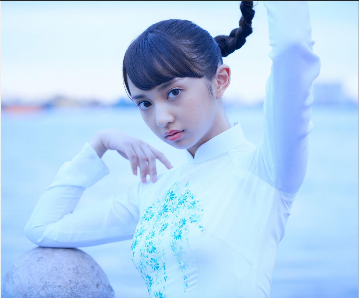 小宫有纱数字写真集《ARISA ~3部作~》