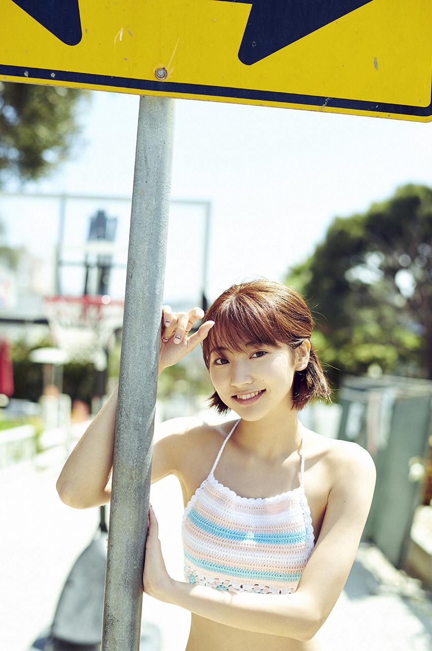 武田玲奈 Weekly Playboy 写真集 (12)