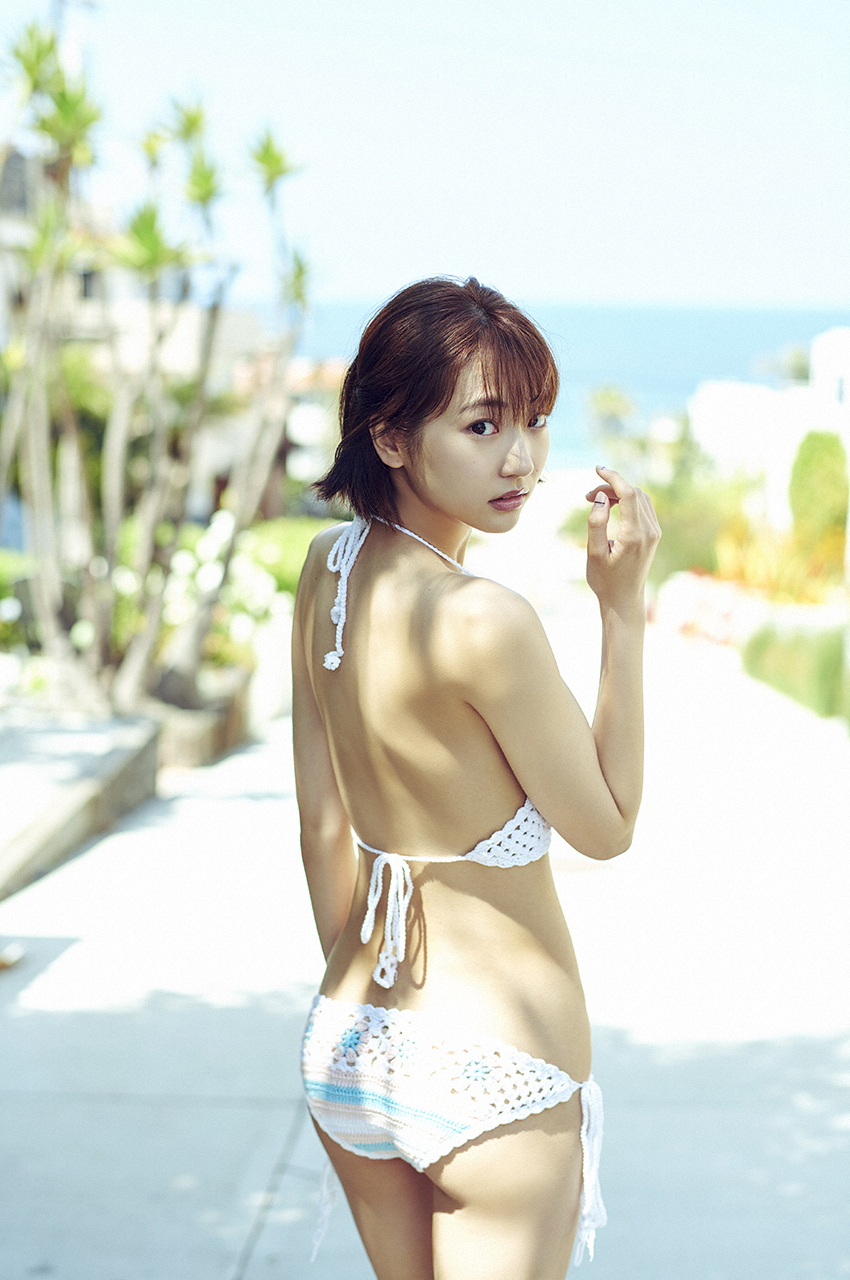 武田玲奈 Weekly Playboy 写真集 (14)