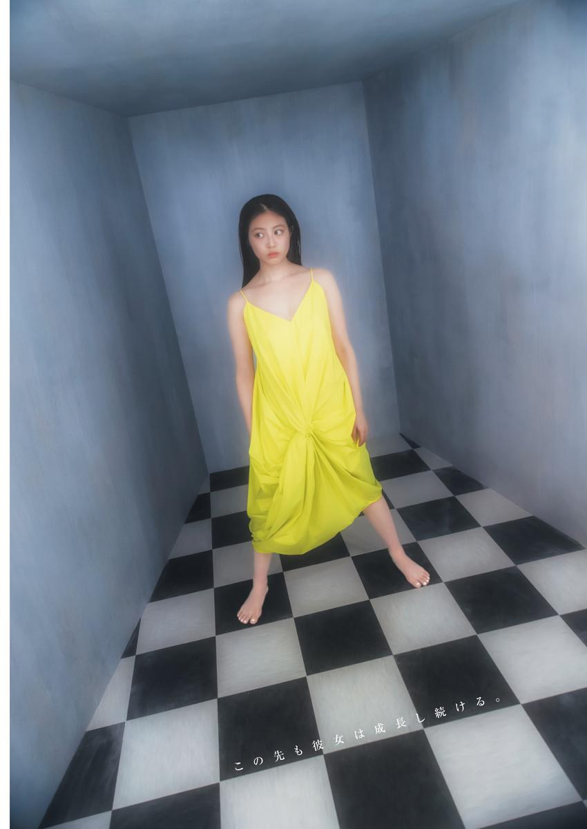 週刊ヤングジャンプ 2020 No.32 - p006 今田美樱 高崎加奈美