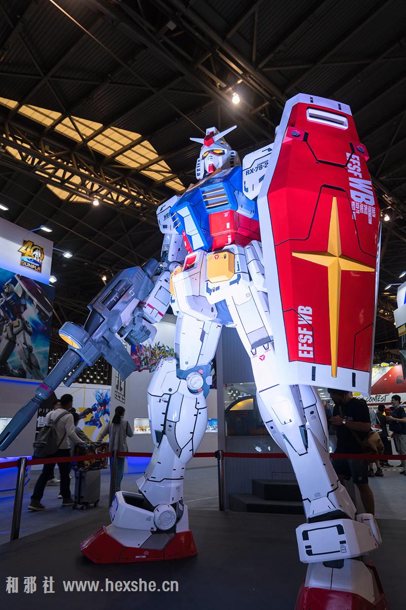 CCG EXPO 2020 万代钢普拉展台_和邪社91