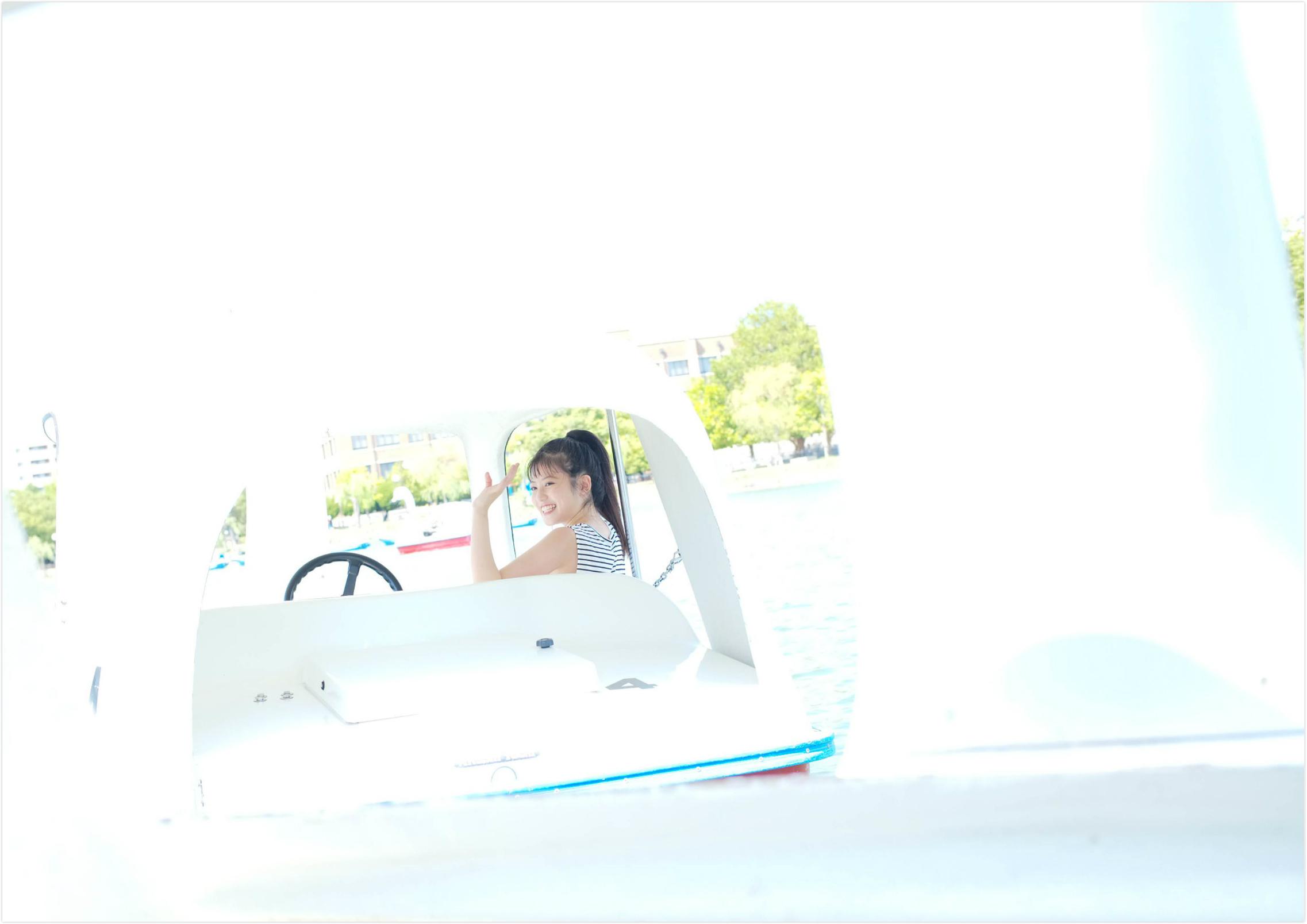 今田美樱Weekly Playboy写真集「スタミナ」 养眼图片 第7张