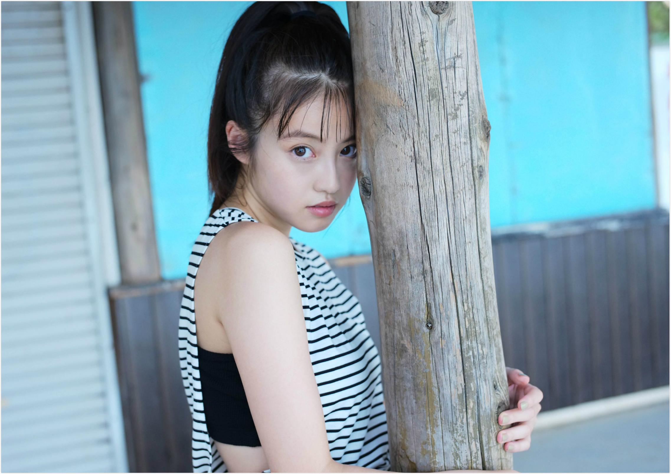 今田美樱Weekly Playboy写真集「スタミナ」 养眼图片 第14张