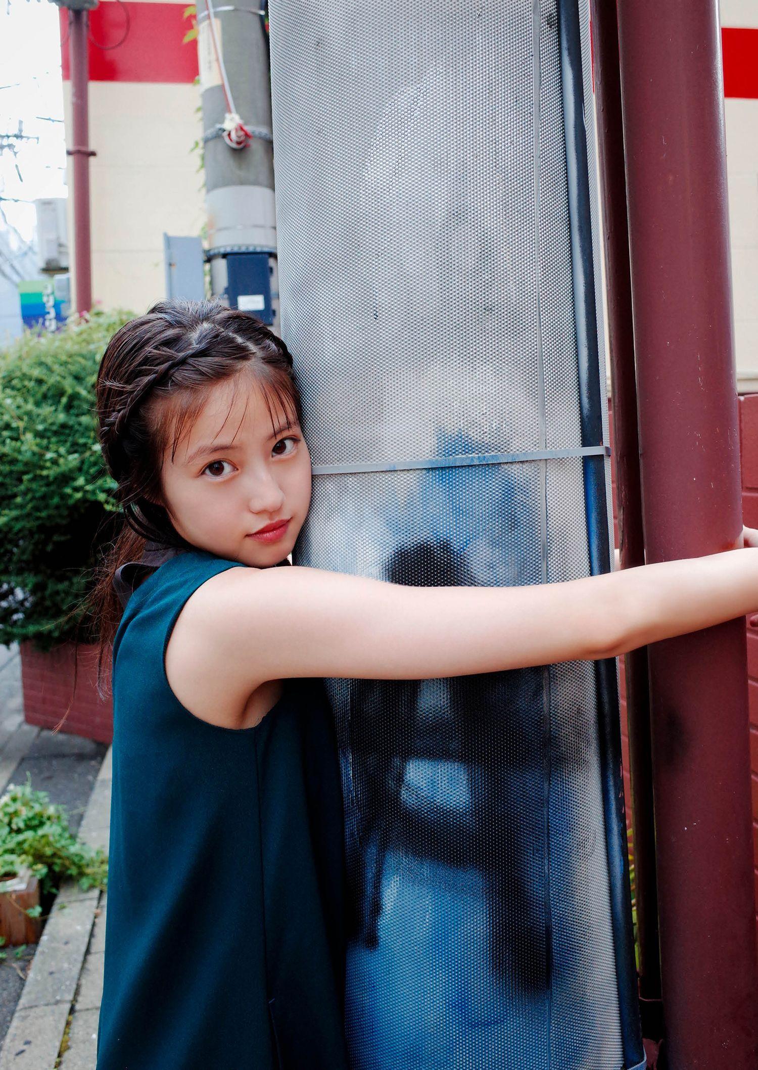 今田美樱Weekly Playboy写真集「スタミナ」 养眼图片 第15张