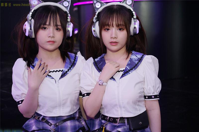 ChinaJoy惟妙惟肖双胞胎_和邪社05
