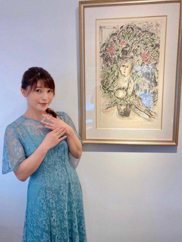 新田惠海 GINZA DIAMOND SHIRAISHI