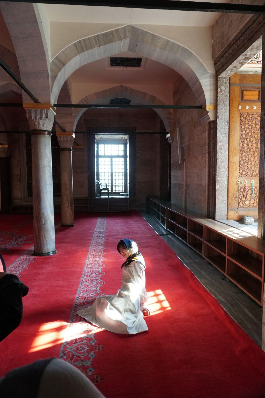 丰田萌绘土耳其的异域风情写真集《moEmotion》