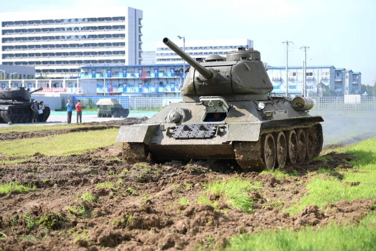 美军T-34