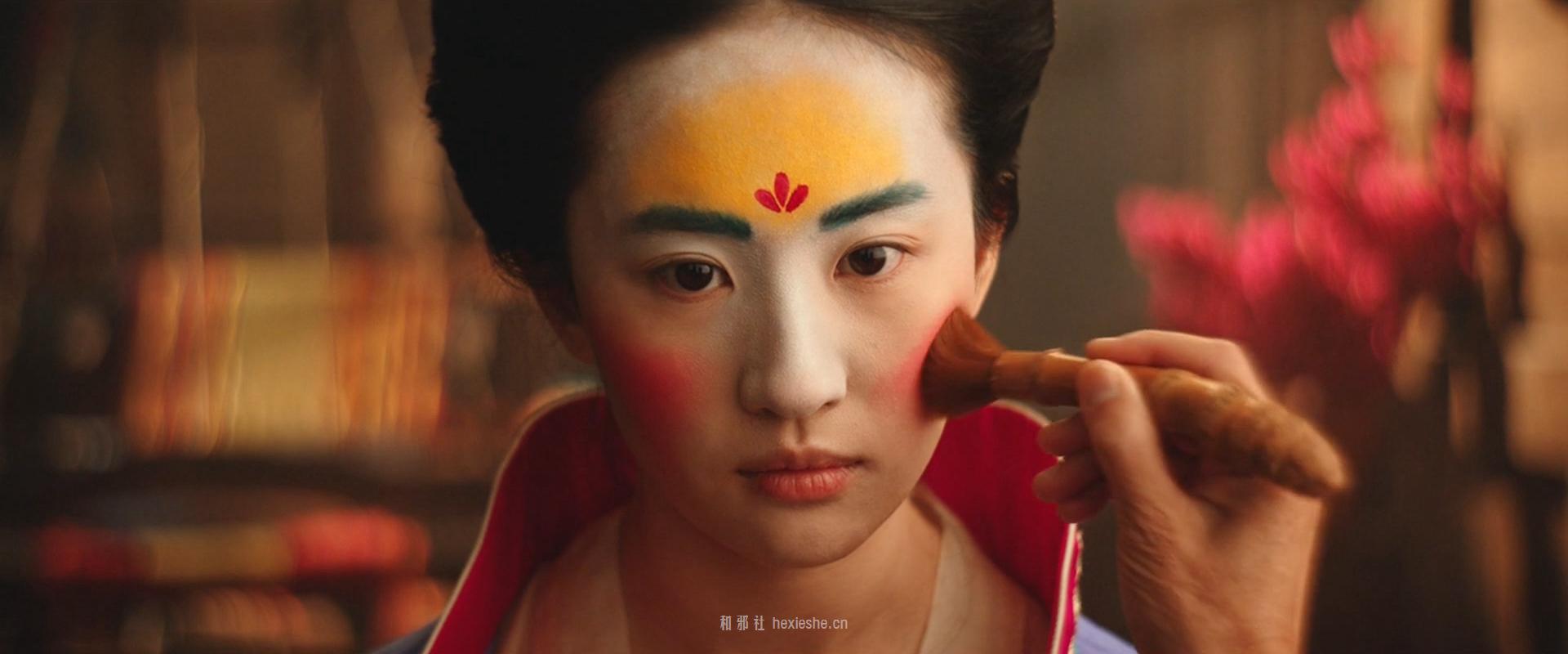 刘亦菲版《花木兰》_和邪社5