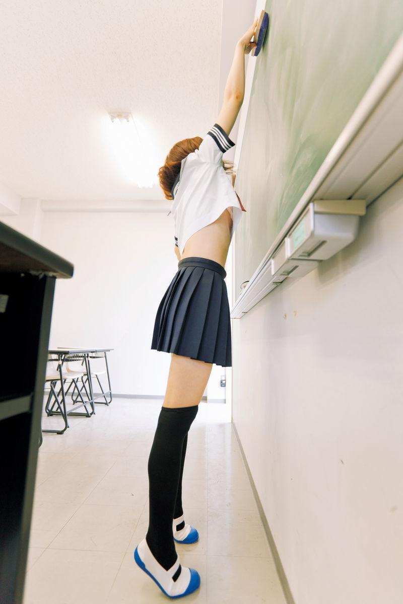 岡戸雅樹 夏服女子 ~Summer School Girl~写真集00011