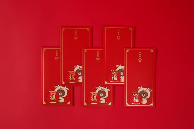 LINE FRIENDS 牛年礼盒OT0310110001(20)