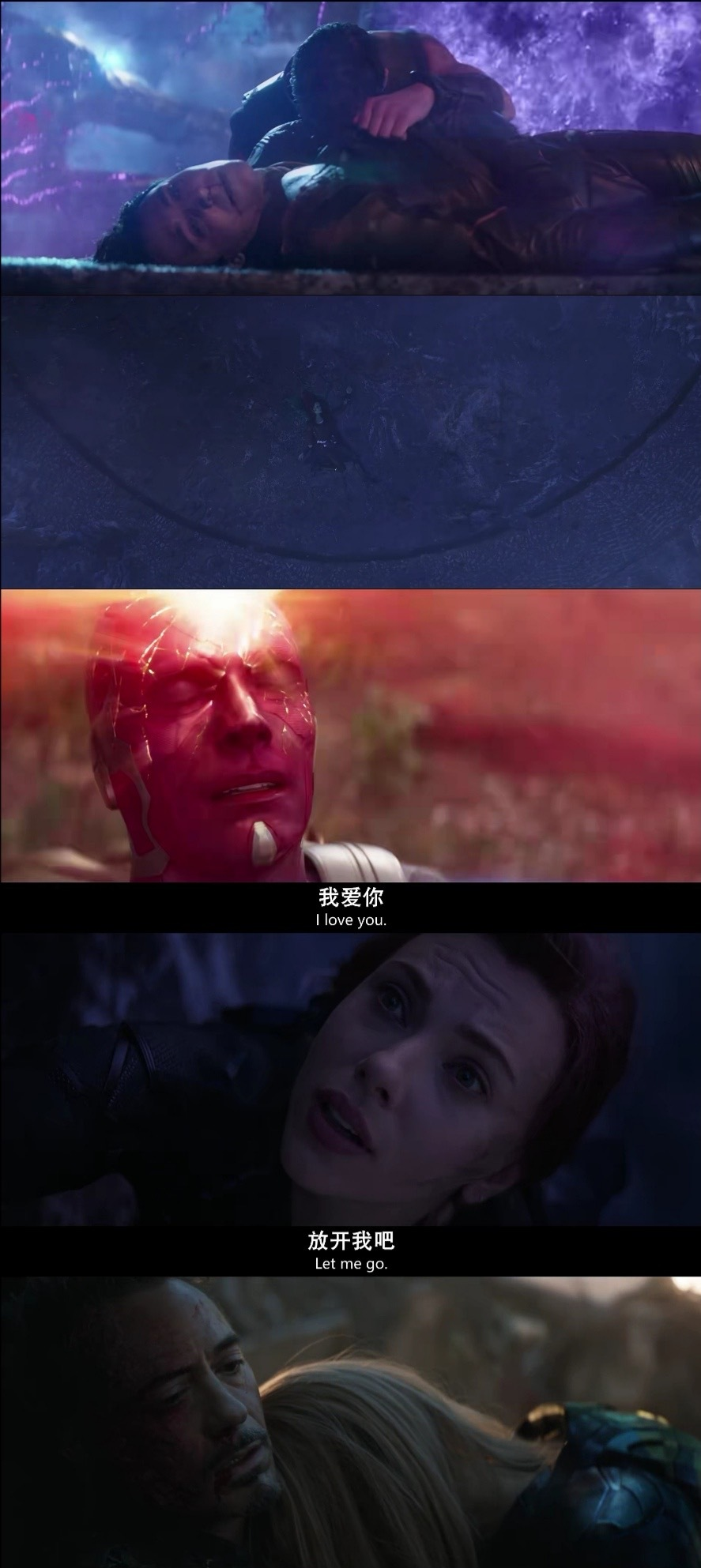 影视资讯出处:《复仇者联盟3》《复仇者联盟4》《洛基》