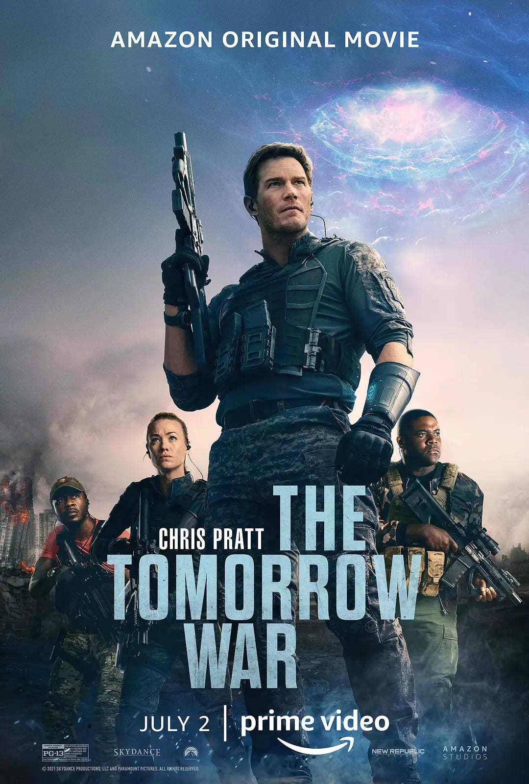 电影《明日战争》算是一部可以看的无脑特效片 (1)