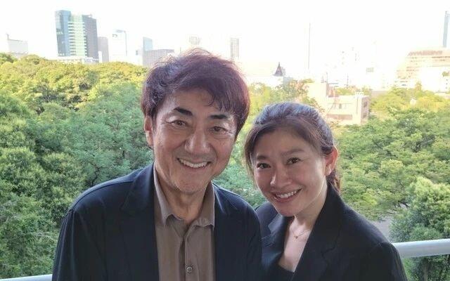筱原凉子和市村正亲离婚之后孩子的抚养权交给男方而被大家吐槽 (11)