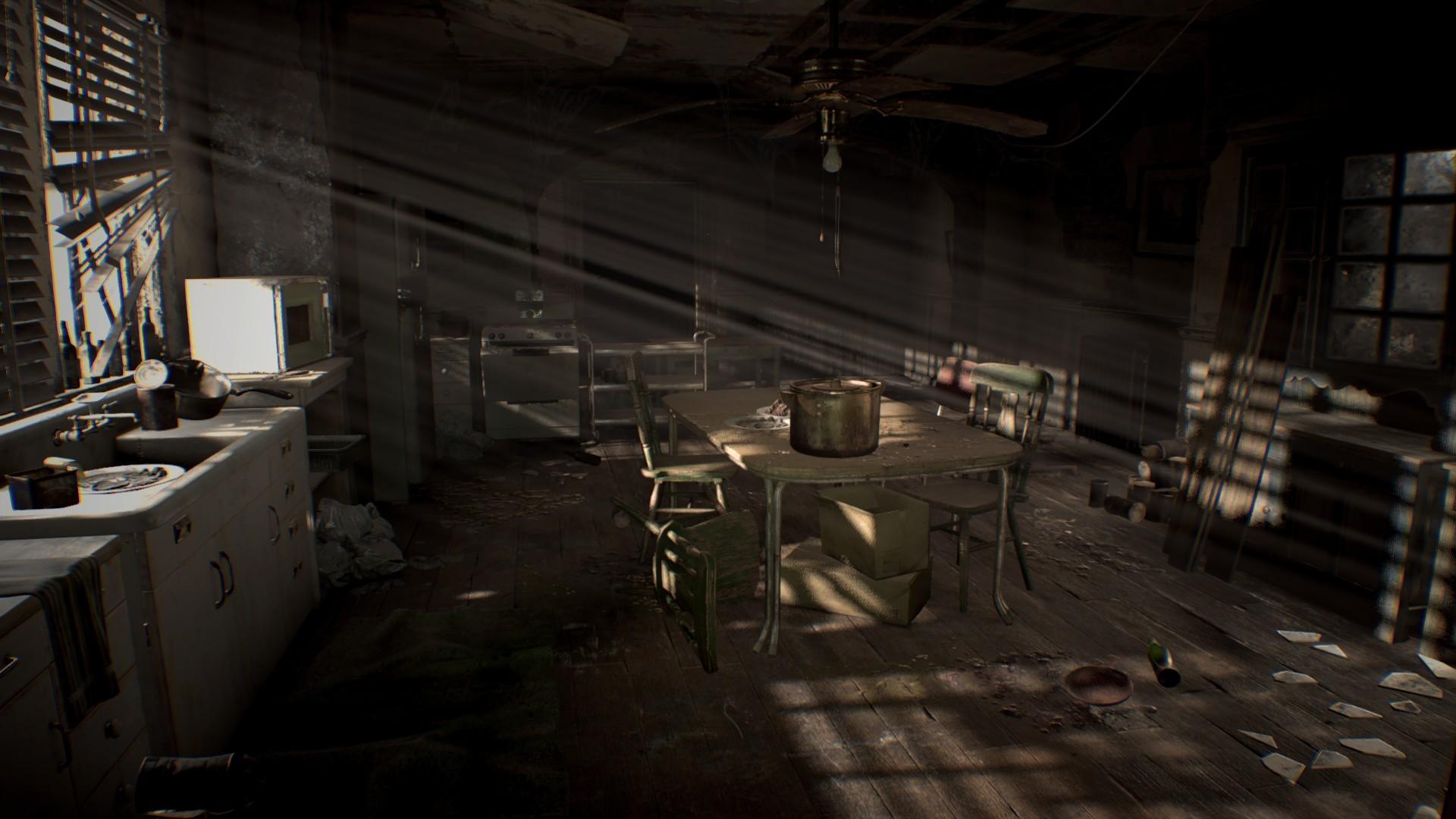 游戏《恶灵古堡7》最不像生化危机系列的大胆创新 (9)