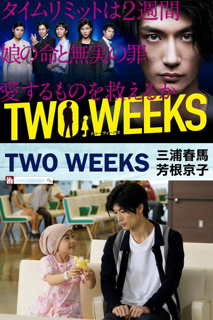 《TWO WEEKS》为救绝症女儿而亡命天涯的三浦春马演技进步令人期待 (1)_副本