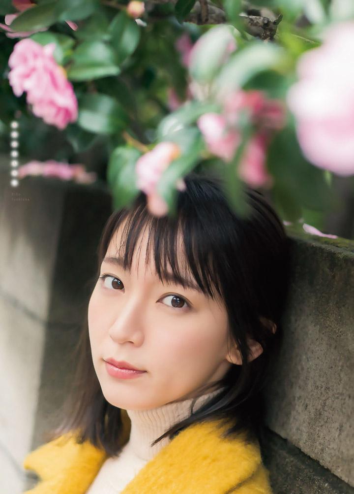 吉冈里帆不断以微性感写真作品协助宣传自己的演艺事业 (24)