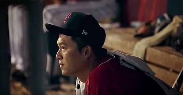纪录片《后劲》中王建民告诉大家面对失去的要如何找回来
