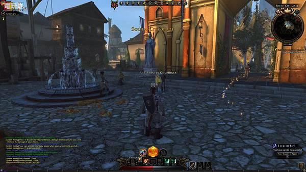 游戏《绝冬城之夜Online》庞大的故事背景加持下封测体验分享 (19)