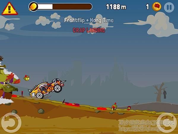 游戏《Zombie Road Trip》让你闲暇之时可以轻松小品僵尸赛车 (5)