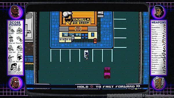 游戏《Retro City Rampage》让重回经典向骨灰级游戏致敬的体验保证有趣 (8)