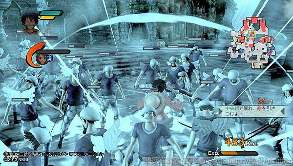 游戏《航海王:海贼无双2》介绍我们不只是海贼更是永远的伙伴! (13)