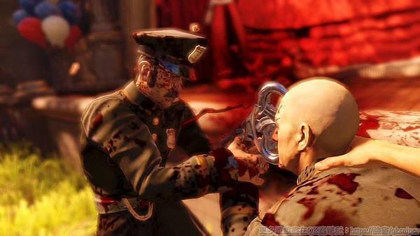 游戏《生化奇兵:无限之城》亲身体会的破关心得分享剧情无雷 (4)