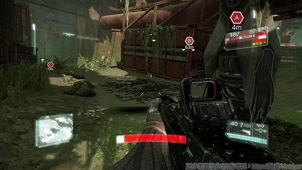游戏《末日之战3》身穿生化装再次杀爆外星人 (10)