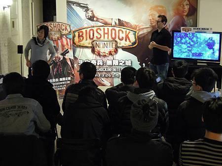 游戏《生化奇兵:无限之城》开发版试玩最为真实的一线报道 (2)
